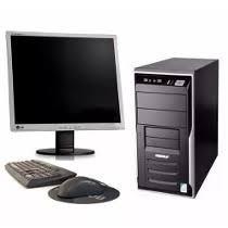 Computador Completo Core 2 Duo + Wi-fi