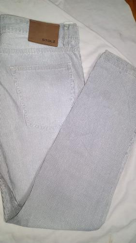 Jeans Stolz Original Recto Nuevo Talle 40 Arg. Liquido