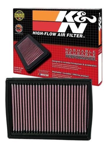 Filtro De Ar K&n 33-2340 Ford Fusion 3.0 V6 2010 A 2012