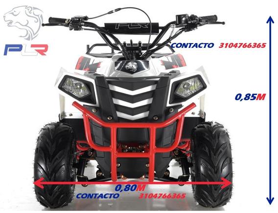 Cuatrimoto Moto Polar Plr 50c 110cc Motor 4t 2 Años Garantía