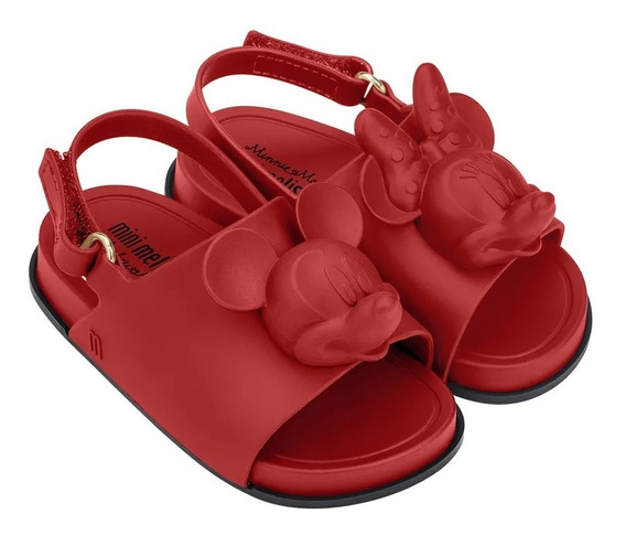 Mini Melissa Beach Slide + Disney - Mickey
