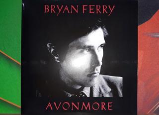 Lp Bryan Ferry - Avonmore [ Importado - Roxy Music ]