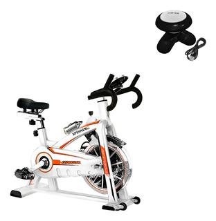 Bike Spinning Oneal Semi Profissional + Massageador Corporal
