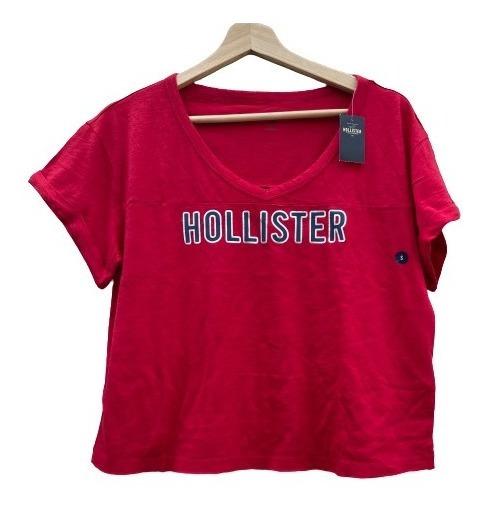 Remeras Hollister Mujer - Importadas 100% Originales