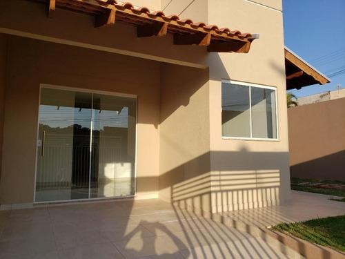Imagem 1 de 15 de Casa Com 3 Dormitórios À Venda, 67 M² Por R$ 215.000,00 - Jardim Vitória - Cambé/pr - Ca1381