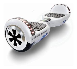 Scooter Electrico Smart Balance Patineta Bateria Samsung