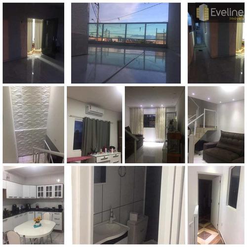 Imagem 1 de 27 de Casa Com 2 Dorms, Jardim Santos Dumont Iii, Mogi Das Cruzes - R$ 190 Mil, Cod: 1406 - V1406