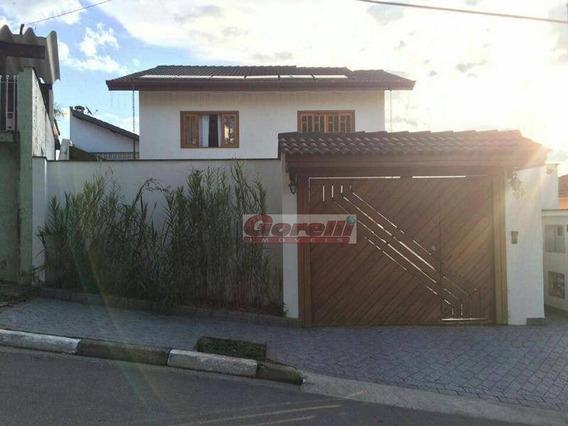 Casa Residencial À Venda, Jardim Planalto, Arujá. - Ca0803