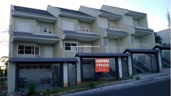 Sobrado Com 2 Dormitorios Em Sapucaia Do Sul - V-121