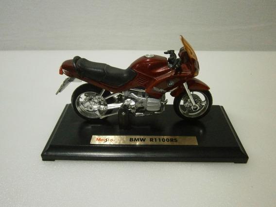 Miniatura Moto Bmw R1100 Rs - 1:18 / Maisto