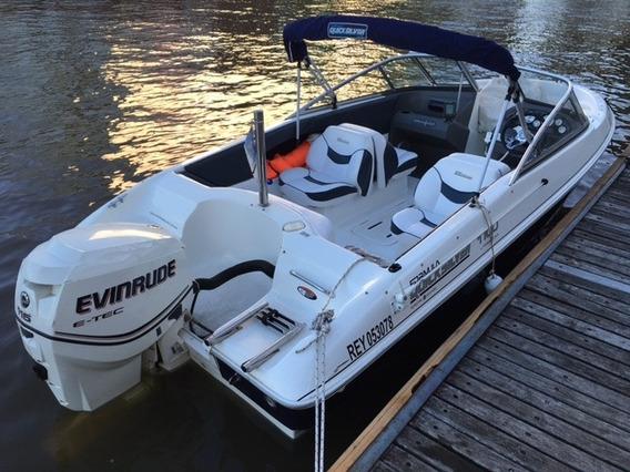 Quicksilver 1700 C/ Evinrude 115 Hp Año 2010