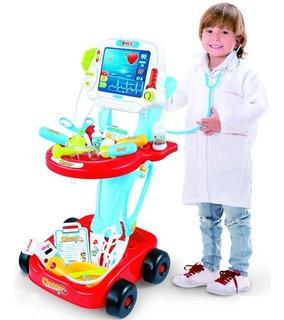Set Doctor Niña O Niño Luz Y Sonido + Envio
