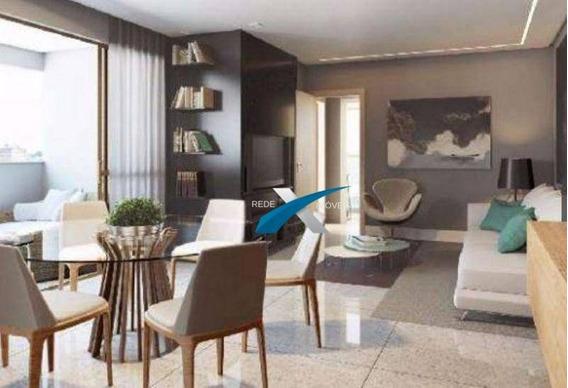 Apartamento À Venda 4 Quartos Serra - Ap3039