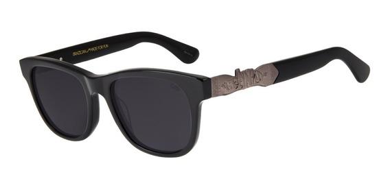 Óculos De Sol Chilli Beans Masculino Arte De Rua Cranio