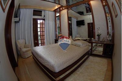 Casa Tijuca, 3 Qtos (1 Suite), Completa Área De Lazer - Ca0023