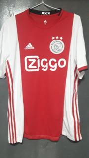 Camisa Ajax (holanda) - Uniforme 1 - 2019 / 2020 - Cruyff