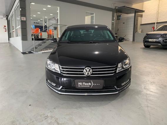 Volkswagen Passat 2.0 Turbo - Blindado - 2014