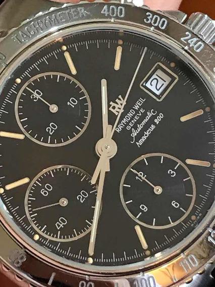 Relógio Raymond Weil Amadeus 200 - Automático Valjoux 7750