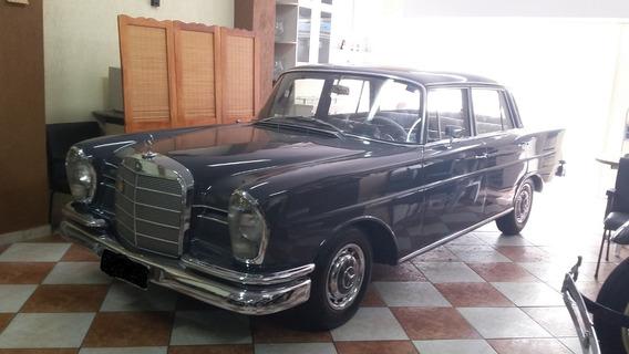 Mercedes Benz 220 S 1965 Rabeta