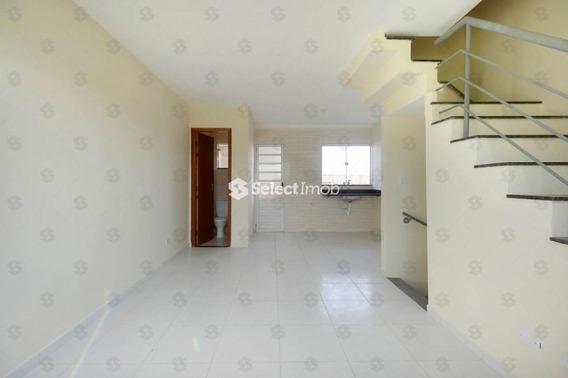 Sobrado. 62 M² - Jardim Santa Lidía, Mauá -2 Dormitórios. - So0013