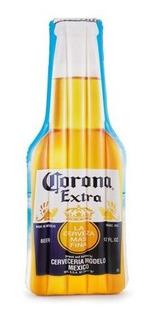 Boya Inflable En Forma De Botella De Cerveza Corona Piscina