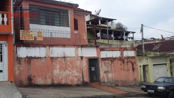 Casa Residencial Para Venda E Locação, Parque Munhos, Franco Da Rocha. - Ca0315
