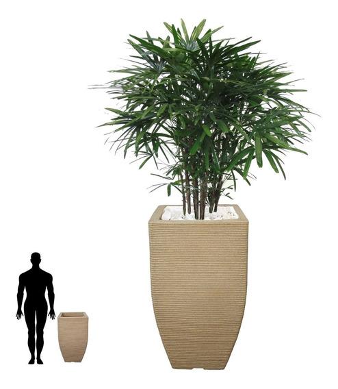 1 Vaso Planta Polietileno Area Apartamento Comercio T 75x40