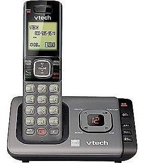 Vtech Cs6729-21 Telefono Inalambrico Y Base Con Contestadora