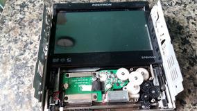 Display Lcd Para Dvd Retrátil Pósitron Sp-6110av E B Buster