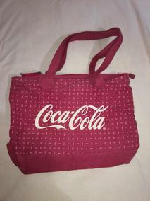 Bolsa Grande Coca Cola