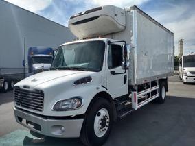 Camión Freightliner M2 25k Año 2013 Con Caja Refrigerada
