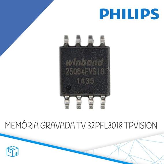 Memoria Flash Tv Philips 32pfl3018d - Tpvision