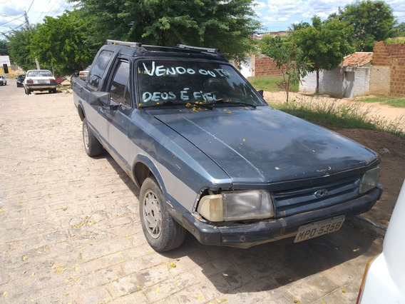 Ford Pampa Cabine Dupla