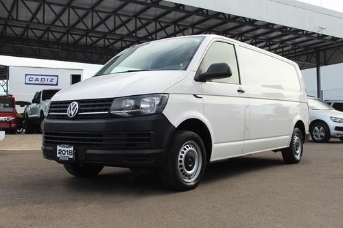 Imagen 1 de 8 de Volkswagen Transporter Cargo Van 2018