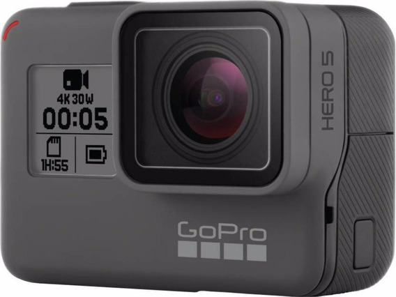Go Pro Hero 5 Black 4k 12mp Kit (2 Bat/carg/correa/mem16g