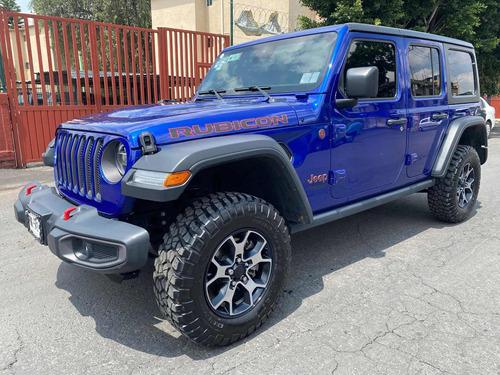 Imagen 1 de 14 de Jeep Wrangler 2019 3.7 Unlimited Rubicon 3.6 4x4 At