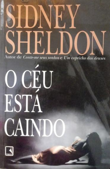 Livro O Céu Está Caindo - Sidney Sheldon