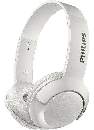 Fone Ouvido Wireless Supra Auricular Shb3075 Branco Philips