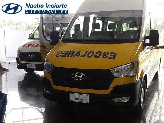 Hyundai H350 Ambulancia, Escolares, Furgón, Pasajeros 2.5