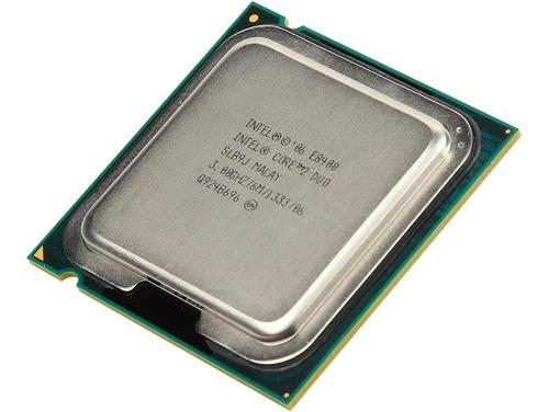 Imagem 1 de 4 de Processador Intel Core 2 Duo E8400 2 Núcleos E 3ghz