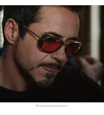 Gafas Iron Man, Uv400