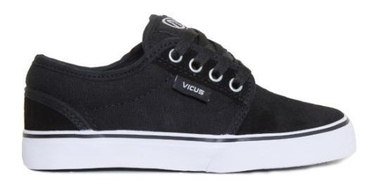 Zapatillas Vicus Folk Negra Kids