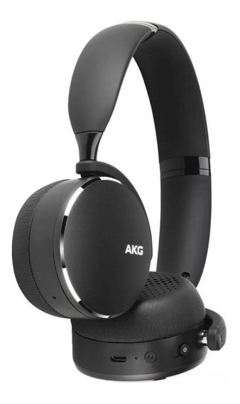 Fone Bluetooth Original Samsung On Ear Akg Y500preto Lacrado