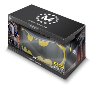Set View Master Realidad Virtual Batman