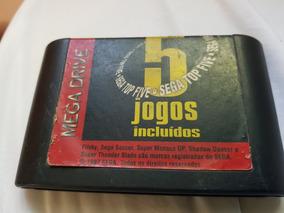 5 Jogos Incluidos De Mega Drive