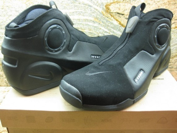 Tenis Nike Flightposite Ii Retro Black 29.5 Mx
