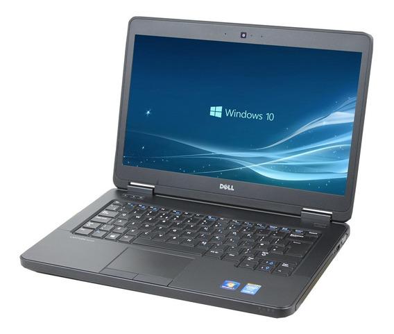 Notebook Dell Core I5 E5440 8gb De Ram Ssd 120 Gb Windows