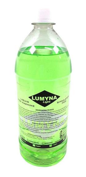 Líquido Máquina Fumaça Lumyna Light Ls1 Tutti-frutti 1 Litro