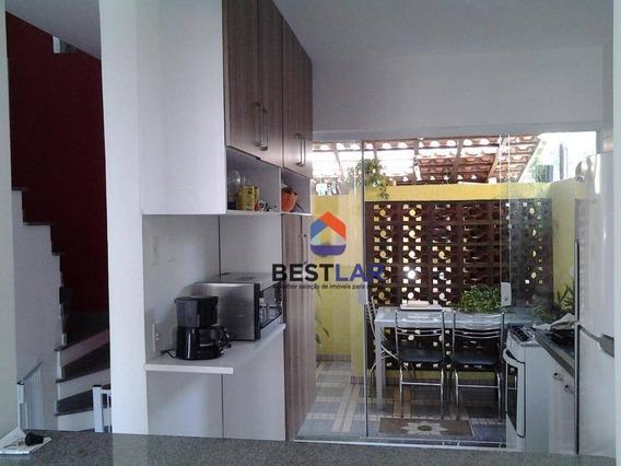 Casa Residencial À Venda, Jardim Pioneira, Cotia. - Ca0198