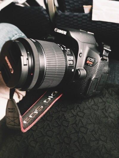 Câmera Canon T5i Com Lente 18-55mm